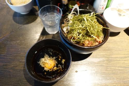 つけ肉蕎麦【大盛】(900円)