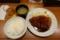 トンテキ定食[200g](820円)