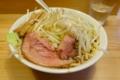 肉メンマ[大400gニンニク抜き](750円)
