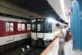 近鉄電車 快速 奈良駅行き