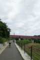 花見川サイクリングロード