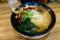 焦がし味噌らー麺(700円)+大盛り(120円)