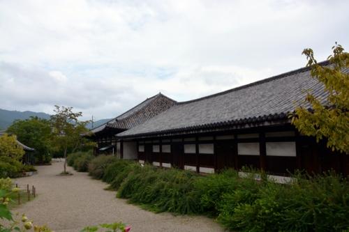 国宝・禅室 (春日影向堂、北宅経蔵、僧坊)