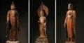 法輪寺の仏像
