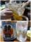 乾杯とボトルの焼酎