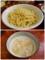 自家製麺の麺とつけ汁