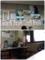 聖の青春のポスターと松山ケンイチのサインと村山聖さんが座っていた