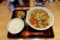 トマトカレーラーメン(780円)+ライス無料