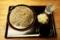 地粉蕎麦【大盛500g】(800円)
