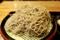大盛の地粉蕎麦