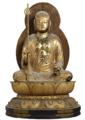 重文・地蔵菩薩坐像