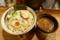 つけ麺【特盛375g(2.5玉】(750円)