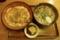 カツ丼セット【温・そば】(880円)+モーニングサービス(-100円)