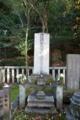 木戸孝允(桂小五郎)墓