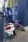 駐輪禁止前のスクーター