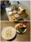 白ごはん(150円)ご飯お漬物おかわり自由コーナー