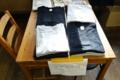 Tシャツ(2500円)