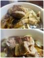 アールグレイで煮た豚肉