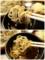 牡丹蕎麦を手繰る