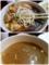 蕎麦を手繰る/蕎麦湯
