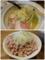 鶏そばとチャーシュー丼