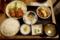 今日のランチ(780円)+ご飯大盛り(0円).