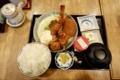 今日のランチ(780円)+ご飯大盛り(0円)
