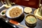 つけ麺【全粒粉極太】+角煮ごはん