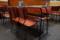 時代物のテーブルとイス