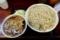 肉つけ蕎麦【?盛????g】(1000円)