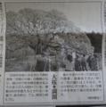 朝日新聞千葉版朝刊20170416