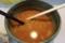 真っ赤なスープ