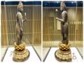 長浜市 長浜城歴史博物館蔵 聖観音菩薩立像 左右側面