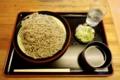 地粉蕎麦[福井県大野産]【大盛500g】(800円)