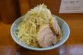 小ラーメン(740円)ヤサイマシマシ
