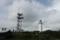 野島埼灯台と無線方位信号所