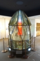 第2等フレネル式の灯台レンズ