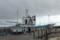 展示されていた漁船のレプリカ