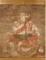 国宝「十二天像」のうち「水天像」