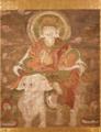 国宝「十二天像」のうち「帝釈天像」
