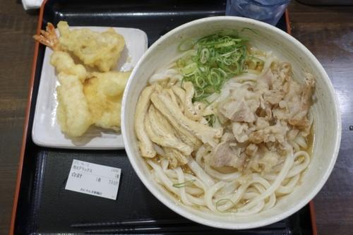 冷「大盛」ヒデコデラックス(750円)