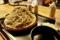 大盛りのダッタン蕎麦