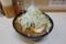 つけ麺(汁)ヤサイ・ニンニク抜き