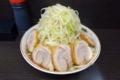 小豚ラーメン(850円)ヤサイ増し
