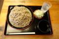 田舎蕎麦【大盛500g】(650円)