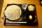 更科蕎麦【大盛500g】(650円)+ネギ汁【温】(100円)