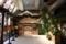 二天門のジオラマ