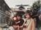 十八年前の寅さん記念館の記念写真