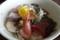 海鮮丼のアップ