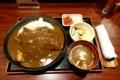 カツカレー(680円)+大盛(50円)
